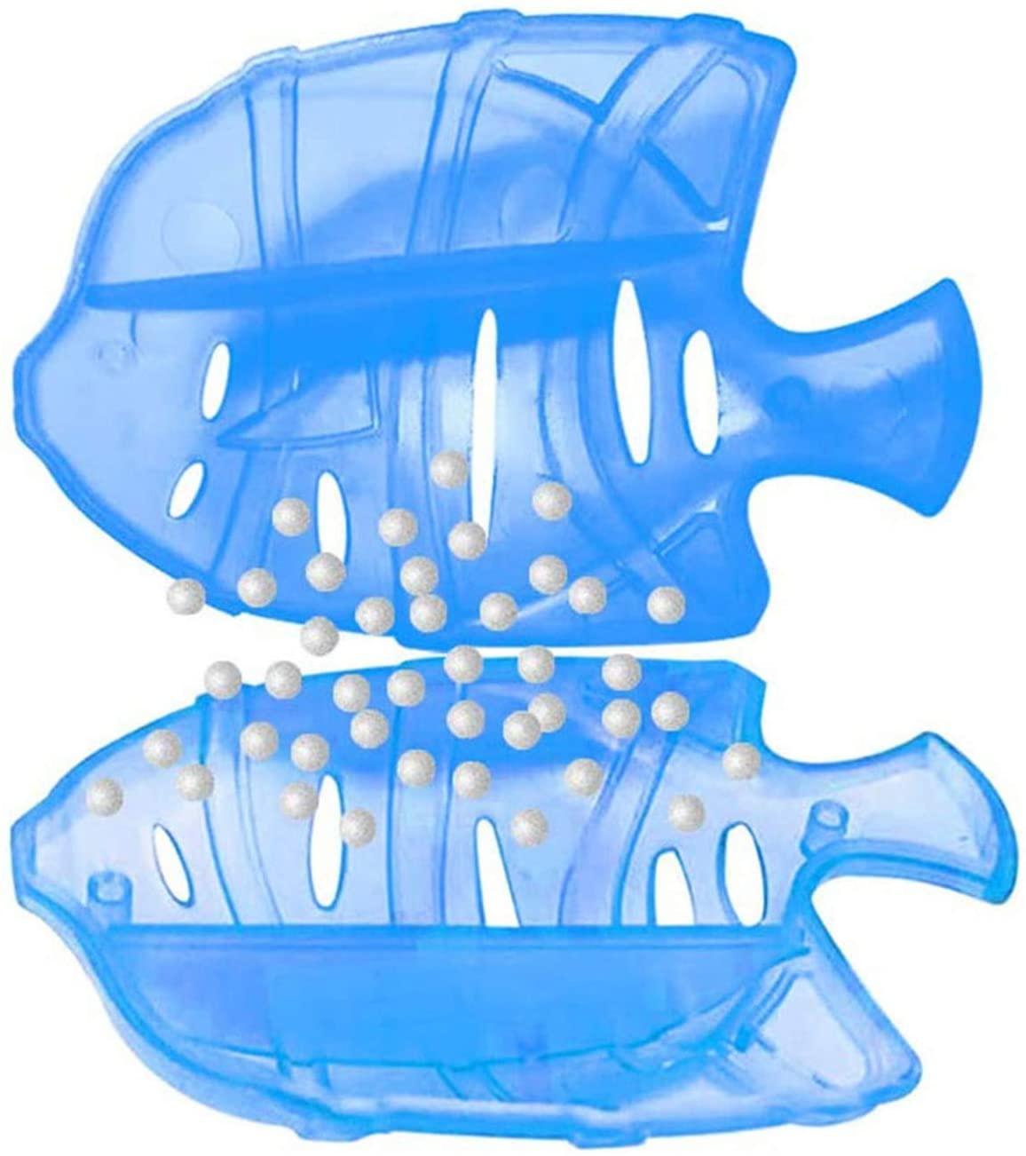JINQII10 보편적인 가습기 물 탱크 청소기 실버 LON 활성 성분은 물고기 탱크는 필터에 맞게 가장 가습기&물고기 탱크