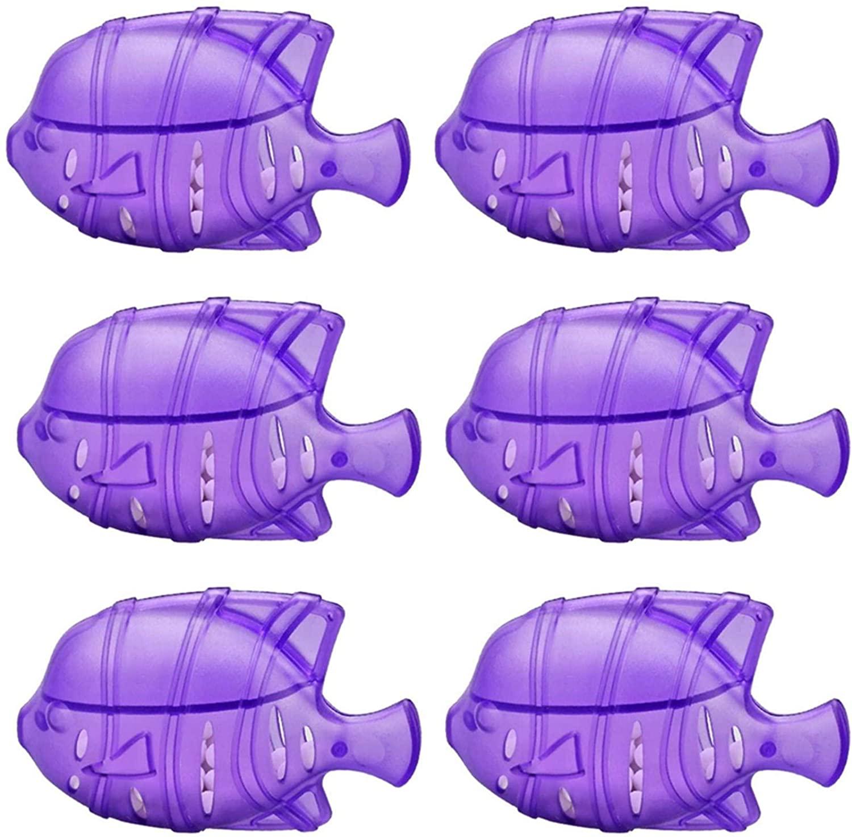 6 개 가습기 탱크 청소기 물 처리 보호 가습기 냄새? 대부분의 가습기와 호환 가능