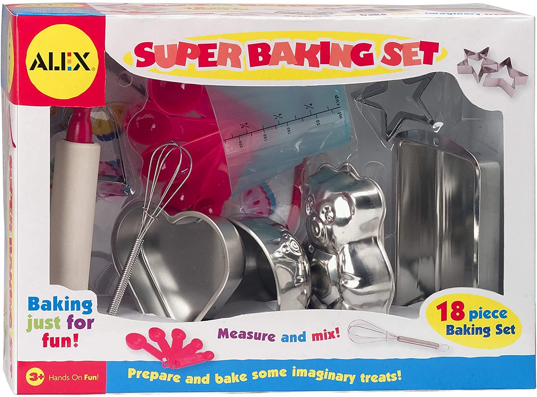 ALEX TOYS SUPER BAKING SET