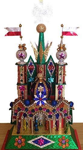 DAPOLONIA.COM 17 키가 큰 크라쿠프 출생 조카 크라쿠프 크레쉬와 웨이브 캐슬 채플 거룩한 가족과 목자의 숭배