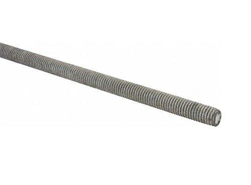 강철이 완전히 스레드 봉 직류 전기를 통한 3 | 4-10 스레드 크기 72 길이 오른손 스레드