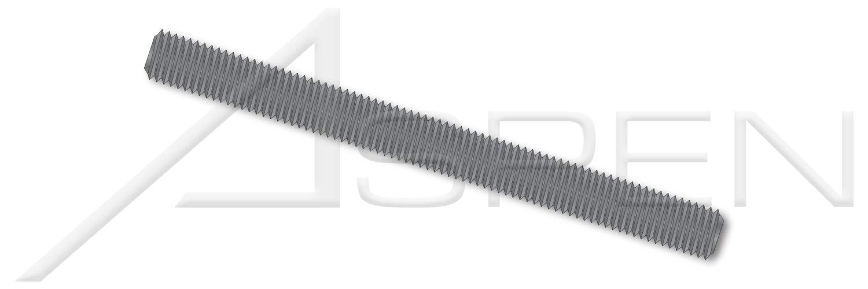 (12 PC) 1 | 2-13 X 6` 스레드 로드 전체 스레드 강철 일반