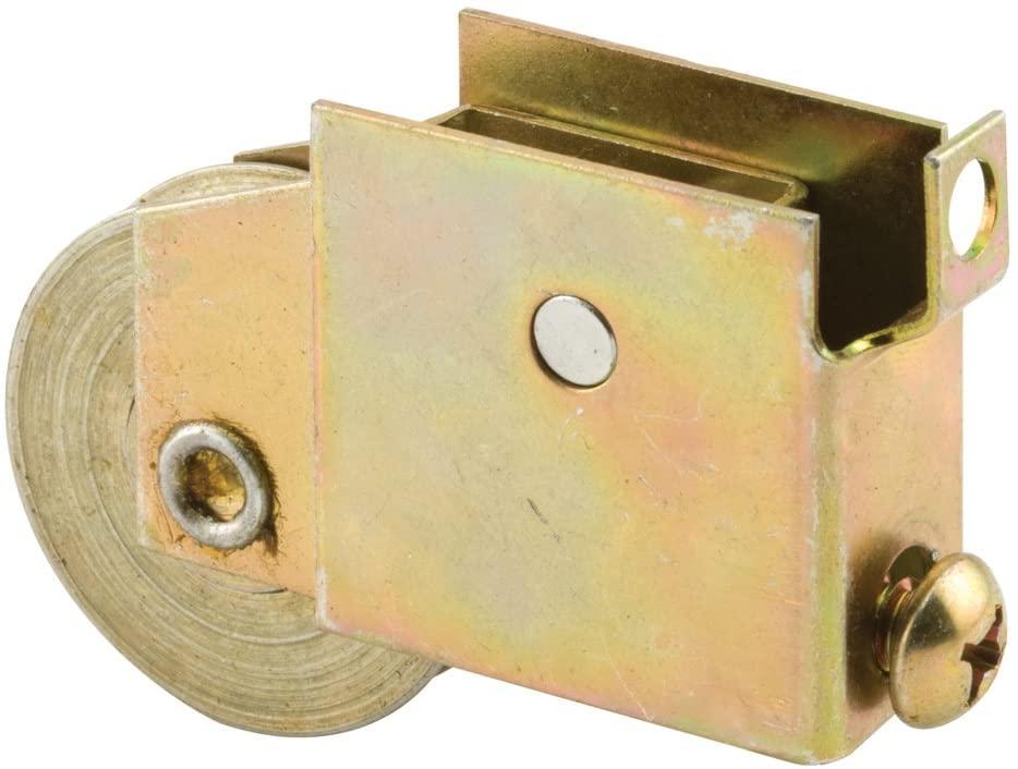 주요 제품 D1531 슬라이딩 도어 롤러 어셈블리 1-1 | 2 인치 스틸 볼 베어링