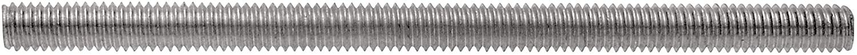 아연 도금 스레드 막대( 6-32X6 크기)