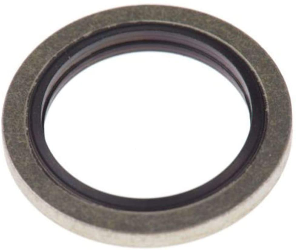 RSPROBYALLIED NITRILE RUBBER SEAL 17.28MM BORE 23.8MMO.D -10 - +80 DEG C PACK OF 5