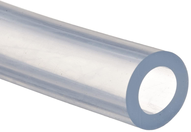 TYGON - E1000TGT38-116-50 E-1000 NON-DEHP LABORATORY TUBING 3 | 8 ID 1 | 2 OD 1 | 16 WALL 50` LENGTH CLEAR