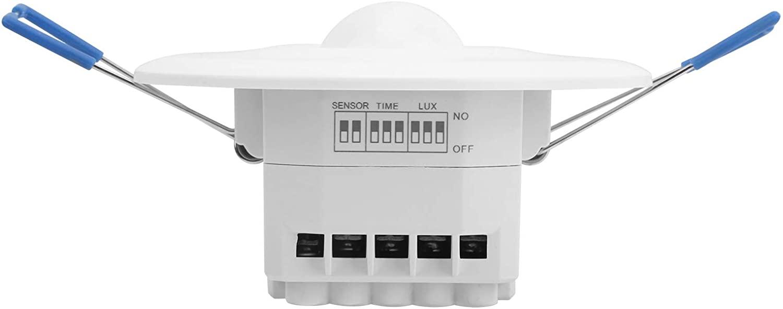 전자레인지 레이더 센서 조정 가능한 지연시간 레이더 센서 AC85?250V 강력한 침투력 에너지 절약 램프를 위한 백열 램프