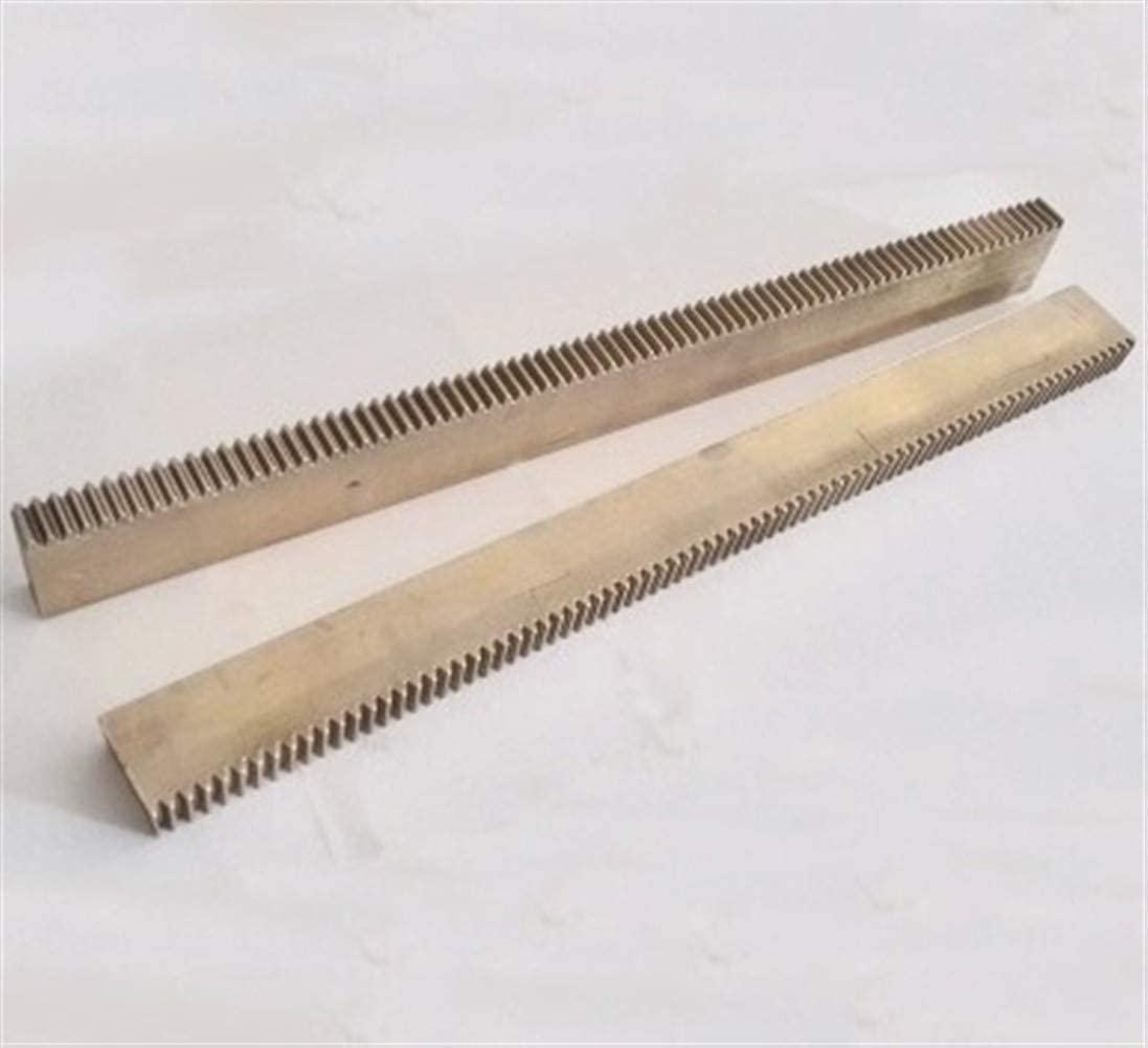 AUARTMETION2 개   몫 5X10X50MM0.5M-금속 드라이브 레일 슬라이드 정밀 모터 DIY 소형 모듈 평 기어 랙
