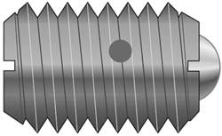 VLIER B50P SPRING LOADED BALL PLUNGER STANDARD END FORCE LOCKING THREAD STEEL COATING CUT CUTTING ANGLE FLUTE