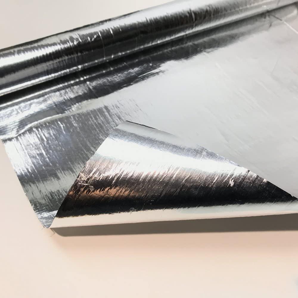 사이버 패러데이 패브릭 RF RFID 차단 헤비 듀티 프로 EMF 차폐 장벽-48X1`신호 차단 재료