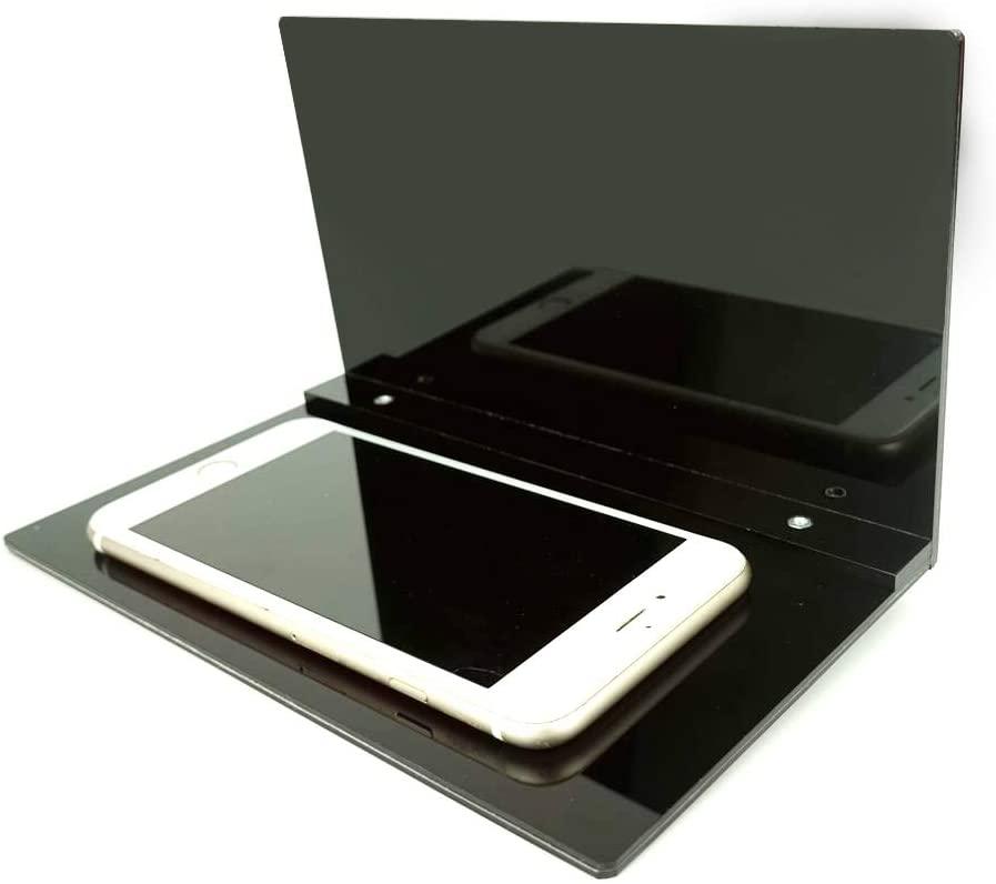 PERFECTDAY 모바일 수면 배리어 EMF 방사선 커버 와이파이 EMF EMR 엘프 방사선 및 5 그램 커버 보호 휴대 전화