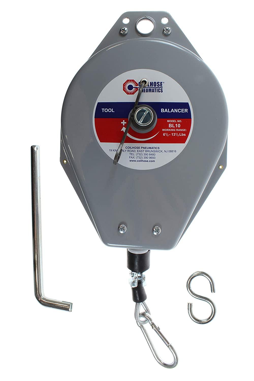 COILHOSE PNEUMATICS BL10 기계적인 공구 밸런서 6.5-13.5 파운드 적재 능력