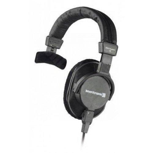 BEYERDYNAMIC DT252 80 옴 방송 신청을 위한 단 하나 귀 닫히는 동적인 헤드폰
