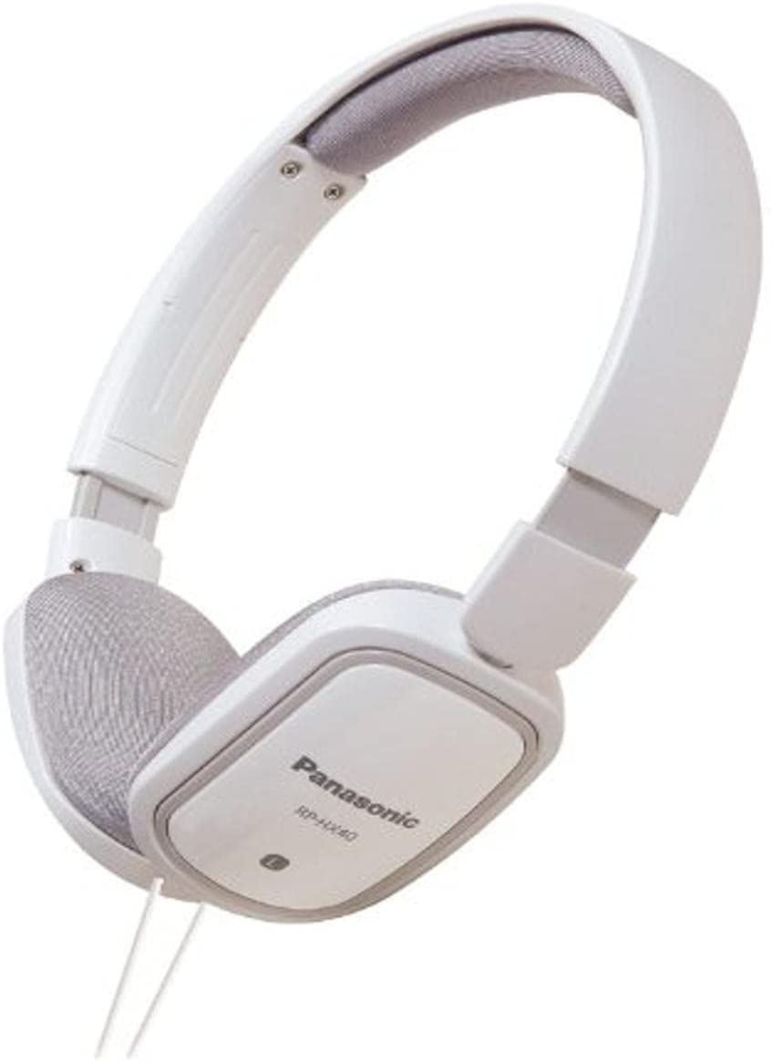 파나소닉 RPHXC40W 헤드폰 모니터 화이트