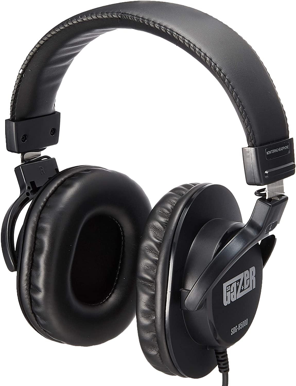 SD GAZER SDG-H5000 180°회전 모니터링 헤드폰