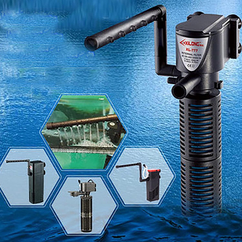 3 1 수족관 내부 필터 산소 잠수정 물 펌프 물고기 탱크 연못