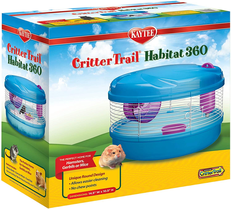 케이티 크리터 트레일 해비타트 360