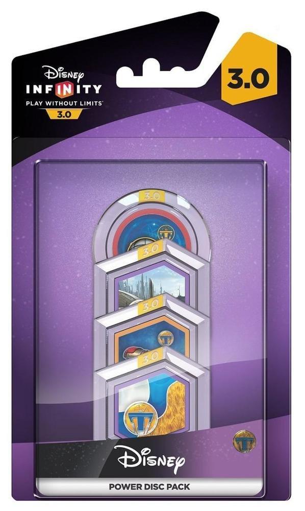 디즈니 인피니티 3.0-투모로우 파워 디스크 팩 PS4   XBOX ONE   PS3   XBOX360   WII