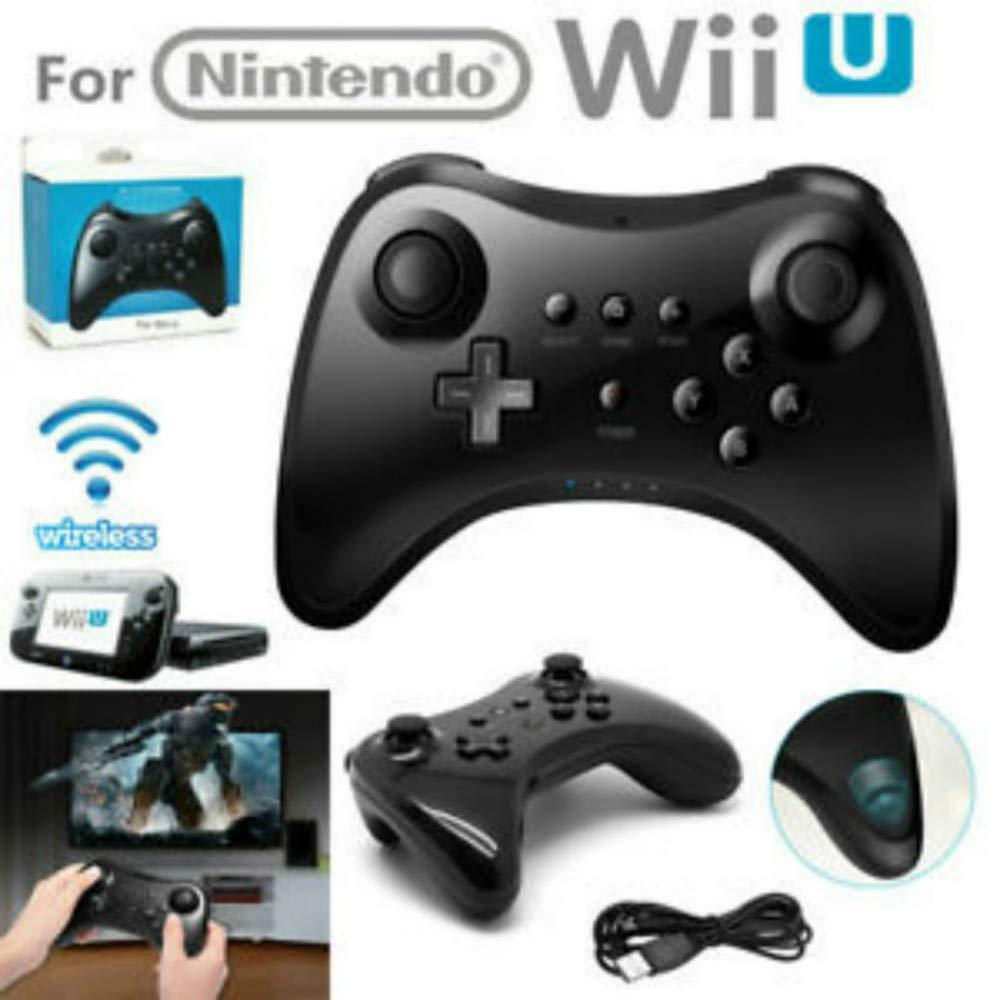 닌텐도 WII U 블루투스 무선 U 프로 게임 컨트롤러 게임 패드 조이패드