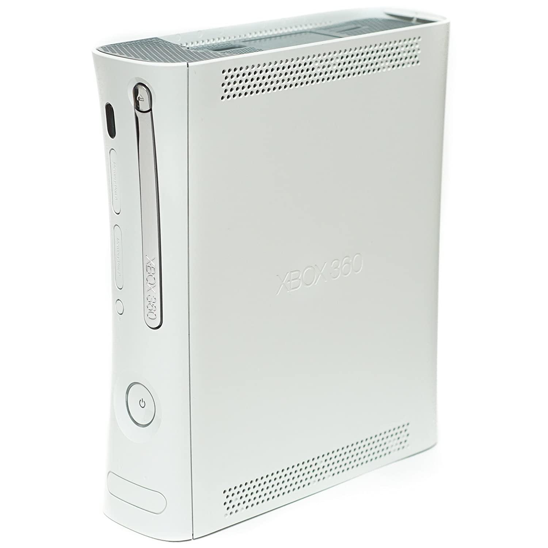 교체 용 흰색 XBOX360`FAT`HDMI 콘솔-케이블 또는 액세서리 없음(갱신)