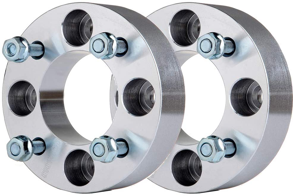 OCPTY REPLACEMENT PARTS COMPATIBLE 2X 1.5 38MM THICK 4X110 TO 4X110 10X1.25 STUDS WHEEL SPACERS FIT 2000-2006 HONDA RANCHER 350