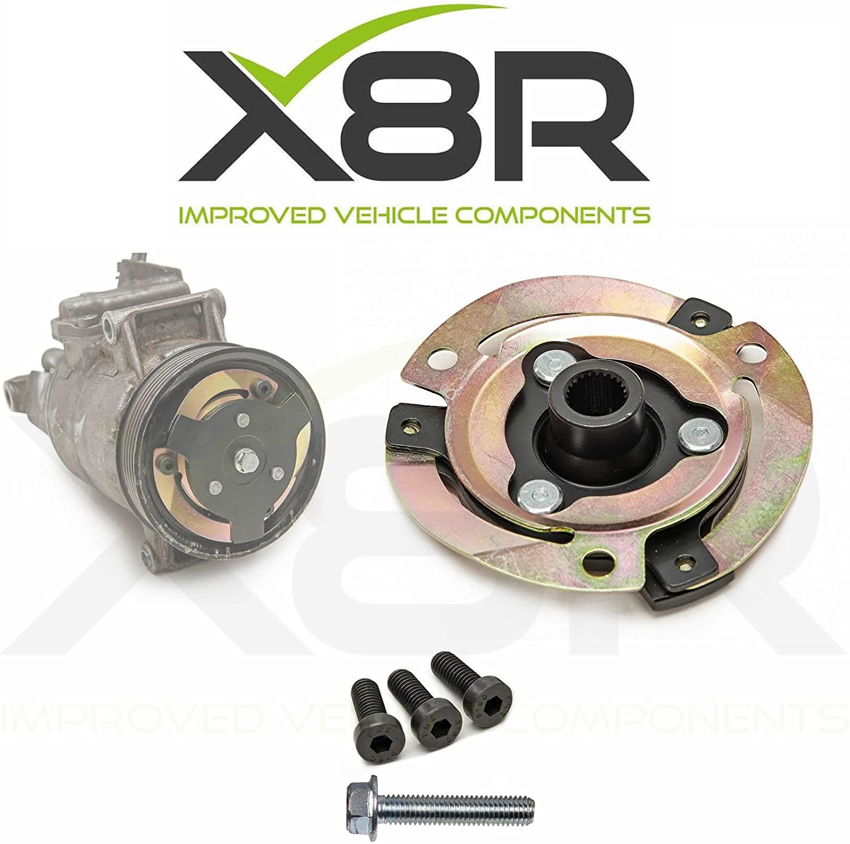 X8R AIR CONDITIONING 5N0820803 REPAIR FIX KIT APPLICABLE TO VW GOLF EOS BEETLE CADDY JETTA TOUREG X8R0082