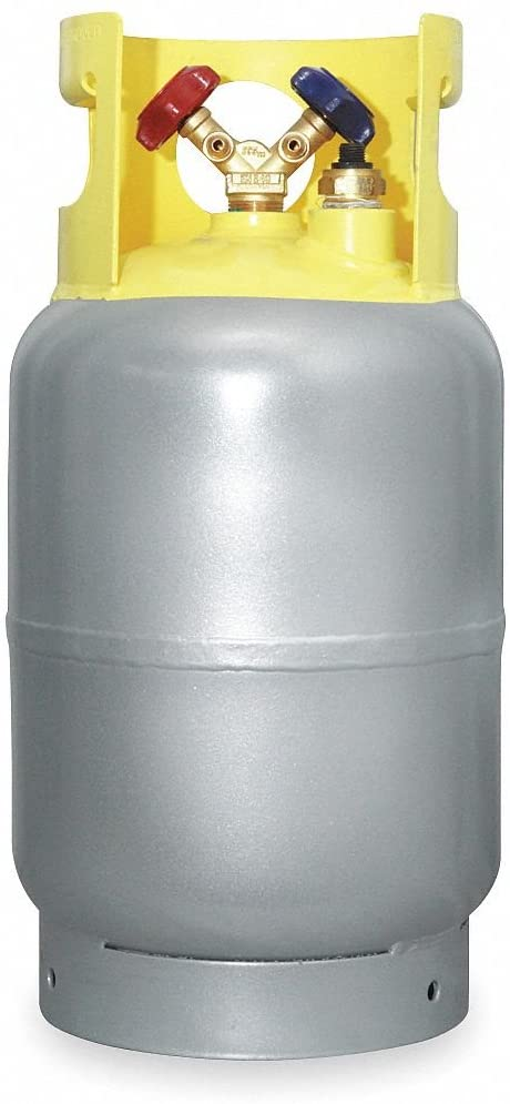 REFRIGERANT RECOVERY CYLINDER 30 LBS