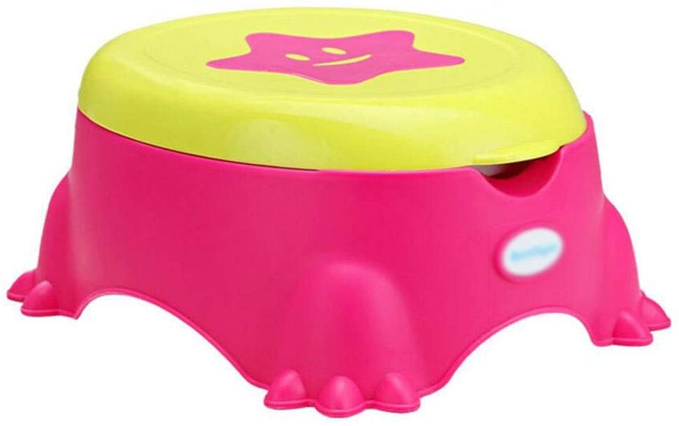 ZYSWP TOILET BOWL- BABY TOILET CHILD TOILET STOOL BABY URINAL INFANT URINAL (COLOR : B)