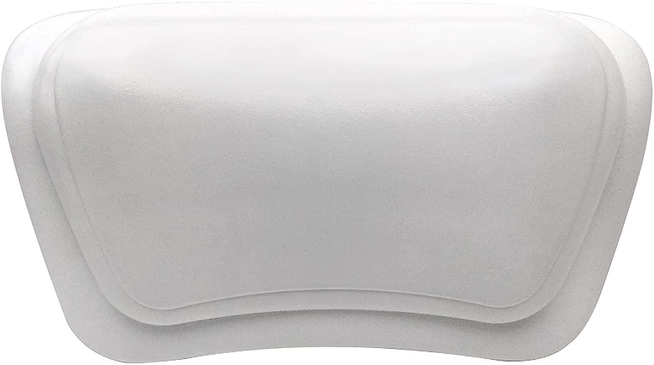 ZTCWS 목욕 베개 스파 욕조 쿠션에 대한 목 어깨와 헤드 지원하고 뜨거운 욕조드 웨지 소프트 방수 머리 받침 흡입 컵으로 빠른 건조