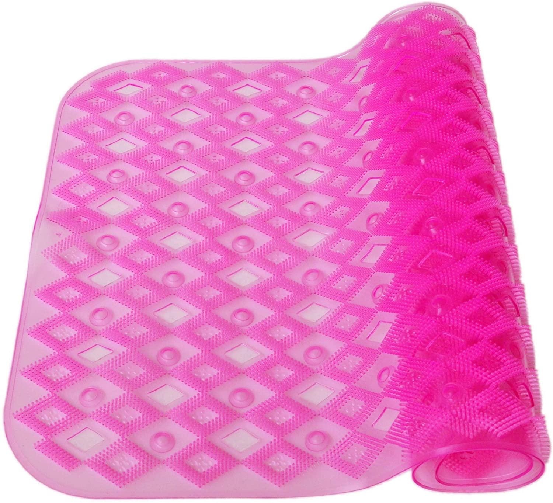 다니엘스 배스 & 비드 J 7746 PVC 배스마트 핑크
