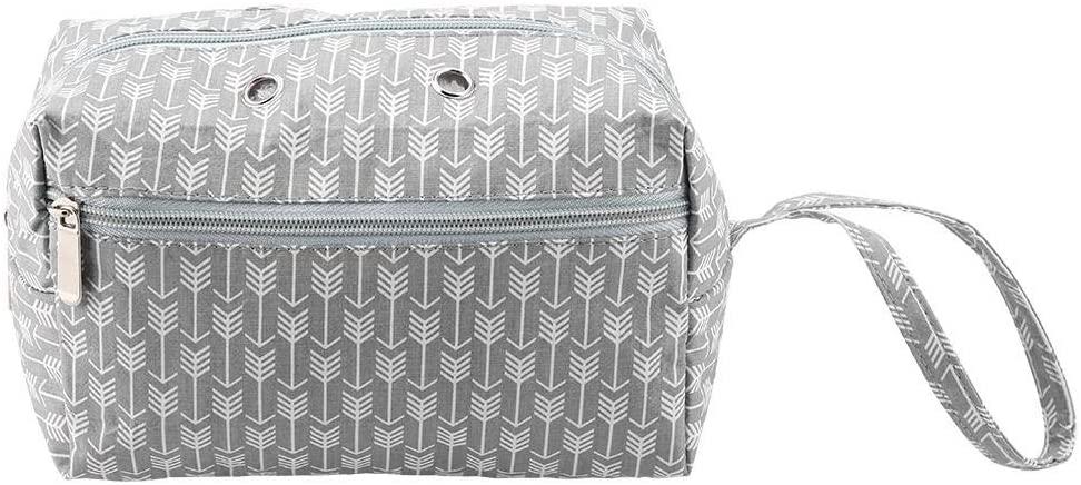 뜨개질 가방 원사 저장 주최자 원사 크로 셰 뜨개질 바늘 (직사각형)